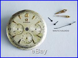 Used Vintage 60s Omega Seamaster Calibre #321 Dial & hands