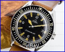 Vintage Omega Seamaster 300 Original Only Hands Swiss