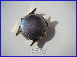 Vintage Rolex 6332 Semi-bubbleback Case, Dial, Hands For Parts Project