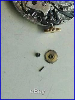 Vacheron and constantin movement dial hands stem and crown