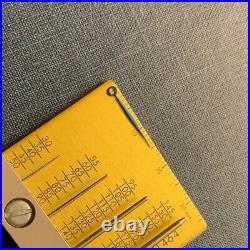 Valjoux 22 Vintage Chronograph Blue Steel Leaf Hands Repair Parts Fix