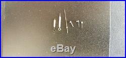 Valjoux 72 NOS Hand set for Gallet MultiChron Jim Clark #2