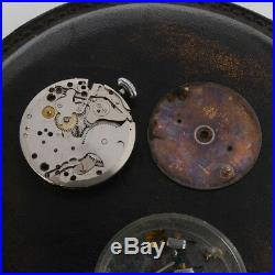 Valjoux 92 Running Movement By Orloff with Dial Hands Pushers Parts Repairs Runs