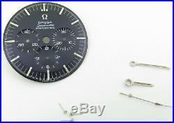 Vintage 1967 Omega Speedmaster Chronograph Step Dial & Hands cal 321 ref145.012