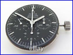 Vintage 1984 Omega Speedmaster 861 Movement + Dial & Hands