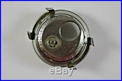 Vintage Accutron Astronaut SS Watch Case & Hands For Parts lot. Z