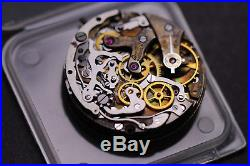 Vintage Breitling Premier Chronograph movement and dial with hands for parts Venus