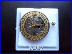 Vintage Hacking Eta 2892-2, Raymond Weil With Date Wheel, Hands, Stem & Crown