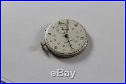 Vintage Longines 24 Hour Dial Hand Wind Mechanic 17J Cal. 23M Movement lot. A1