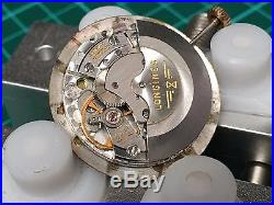 Vintage Longines Admiral 5 Star Movement Cal. 506 With Dial and Hands. Running
