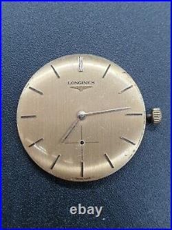 Vintage Longines Cal. 420 Working Hand Manual 2,93mm For Parts