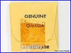 Vintage ORIGINAL OMEGA RADIUM BLACK Hour & Minute Hands 260RDT28 For Omega 260