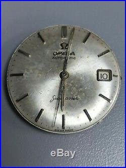 Vintage Omega Caliber 562 Movement with Omega Seamaster Dial and Hands
