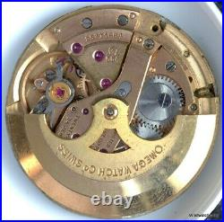 Vintage Omega Constellation Pie Pan Dial Hands Calibre 564 Running For Parts