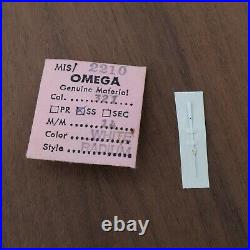 Vintage Omega Speedmaster Radium 321 Hand New Old Stock Genuine Rare Parts