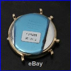 Vintage Rare Mens Seiko Dancing Hands Alarm Chronograph 8m25 6009 Sample Case