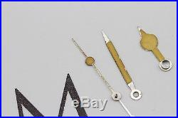 Vintage Rolex 5508 5513 5512 1016 Patina Tritium Hands Submariner and Explorer