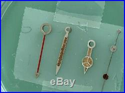 Vintage Rolex GMT Hand Set For 1675 Watch with Small 24 Hour Hand For Parts