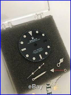 Vintage Rolex GMT-MASTER Dial & Hands For 16700 16750