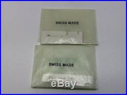 Vintage Rolex Milgauss 1019 New Old Stock Hands Set Authentic Watch Parts