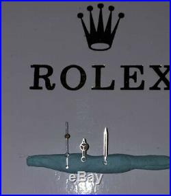 Vintage Rolex Submariner 5510 1016 6542 5513 Radium Long Point Minute Hand 6536