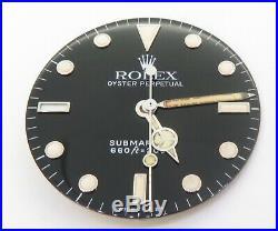 Vintage Rolex Submariner 5513 Tritium Dial & Hands