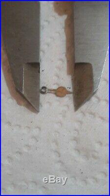 Vintage Rolex Submariner watch Mercedes Hands parts