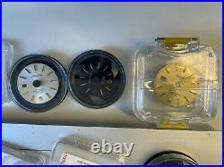 Vintage Rolex parts dial hands bezels