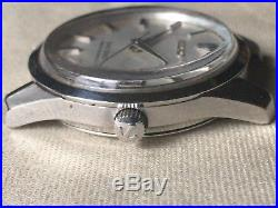 Vintage SEIKO Hand-Winding Watch/ KING SEIKO KS 4402-8000 SS 1960s For Parts