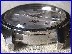 Vintage SEIKO Hand-Winding Watch/ KING SEIKO KS 4502-7001 SS Hi-Beat For Parts