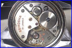 Vintage SEIKO Hand-Winding Watch/ LORD MARVEL 5740-8000 SS For Parts