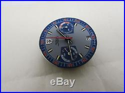 Vintage Tudor Monte Carlo Dial Hands and movement winding Caliber 234 with 17 j
