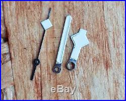 Vintage Tudor Rolex Hand Set Sub Snowflake 9411 94010 Tritium Patina