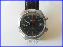 Vintage omega chronostop CAL-920 hand winding watch(NOT WORKING-PARTS OR REPAIR)