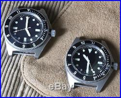 Watch hands set to be restored for Benrus Type I Benrus Type II military watch