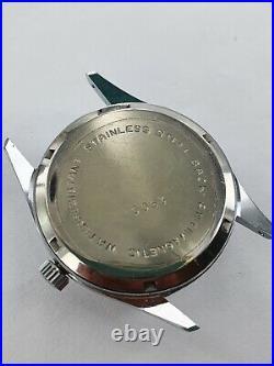 Watex blue dial Handaufzug for parts or restore G308