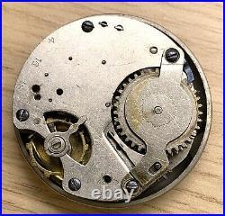 Westclox Boy Proof Hand Manuell 52mm Nicht Betrieb Für Parts Pocket Damenuhr Mad