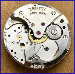 Zenith 2532 C Hand Manual 26,2mm NO Funciona For Parts Watch Swiss 2532C