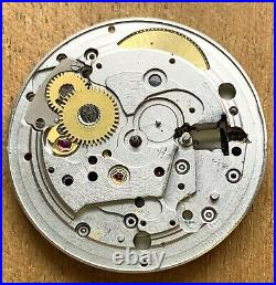 Zenith 2532 C Hand Manuale 26,2mm No Funziona For Parts Watch Swiss 2532C