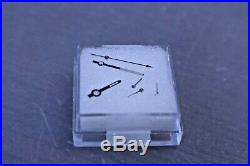@@@complete Hands Set In Ss For Rolex Daytona Cal 4130@@@